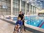 Dawid Bobrek - mistrz pływania