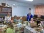 Warsztaty jesienne w bibliotece publicznej Filia Witanowice
