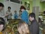 Warsztaty robienia bukietów z liści