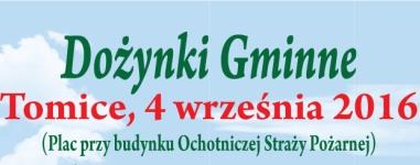 plakat_dozynki_gmina_tomice_2016 - Kopia